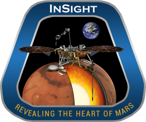 InSight Mission patch